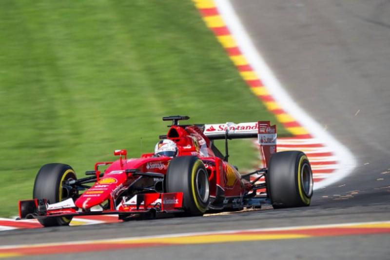 Belgian F1 GP: Sebastian Vettel admits 'costly' qualifying mistake