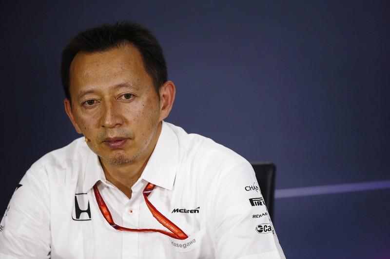 Honda's Hasegawa says it isn't lost despite F1 engine woe