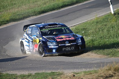 WRC Rally Germany: Ogier pulls away from Latvala as VW dominates