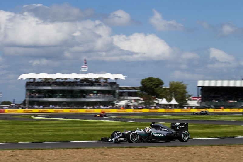 Formula 1 bosses hoping for 'a long partnership' with Silverstone
