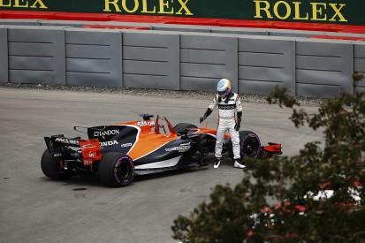 McLaren has F1 back-up plans for 2018 amid Honda struggles
