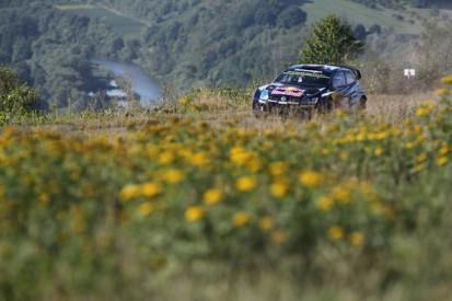 WRC Germany: Ogier builds lead over Volkswagen team-mate Latvala