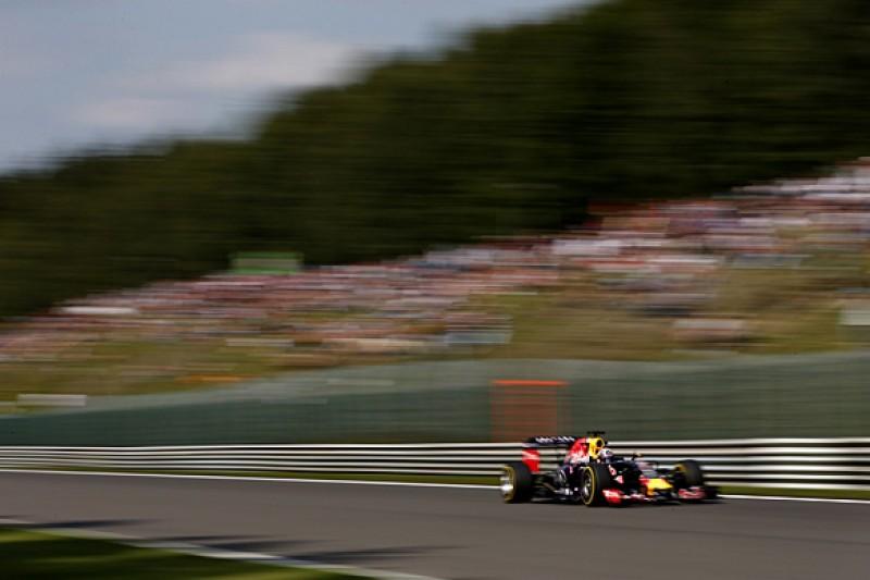 Belgian F1 GP: Hamilton says Red Bull, Ferrari closer to Mercedes