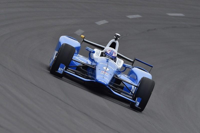 Texas IndyCar: Chip Ganassi's Scott Dixon tops first practice