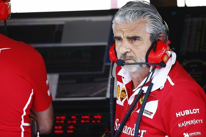 Ferrari laughs off team order claims between Vettel and Raikkonen
