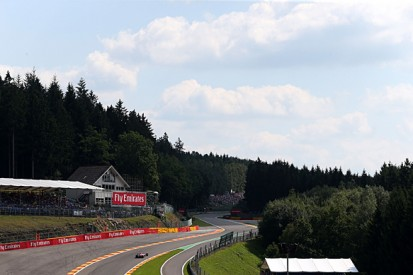 Belgian GP F1: FIA removes new kerbs at Spa's Eau Rouge