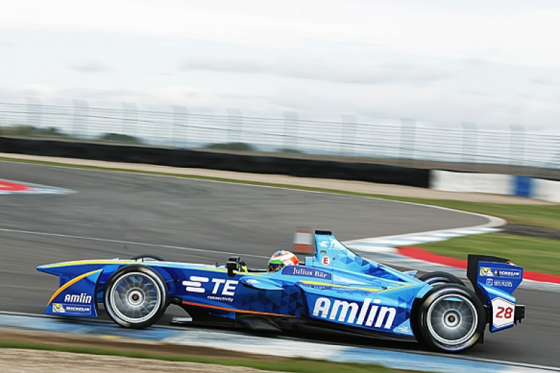 Andretti Formula E team believes problems with new powertrain fixed