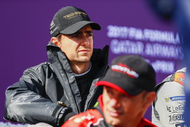 Techeetah Formula E team: Gutierrez IndyCar move breached contract