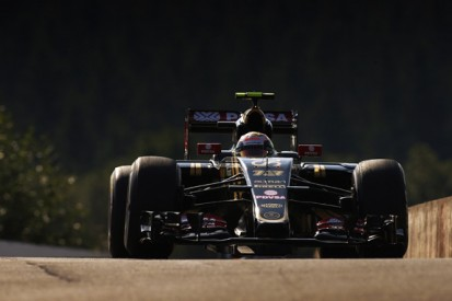 Lotus facing threat of F1 cars being impounded following Belgian GP