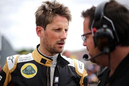 Grosjean says young F1 drivers must be patient as Raikkonen stays