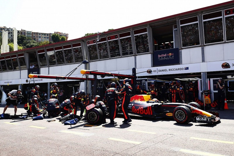 Max Verstappen still unhappy about Red Bull's Monaco GP strategy