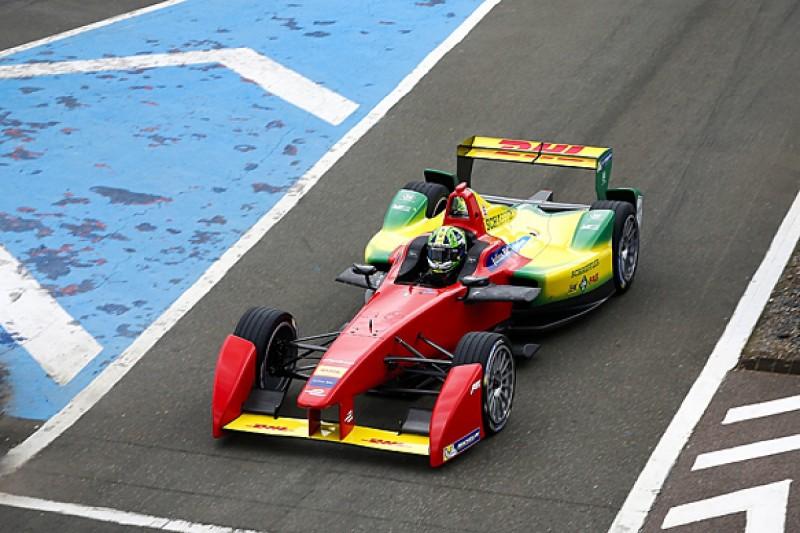 Formula E test analysis: Audi Sport Abt a step ahead at Donington