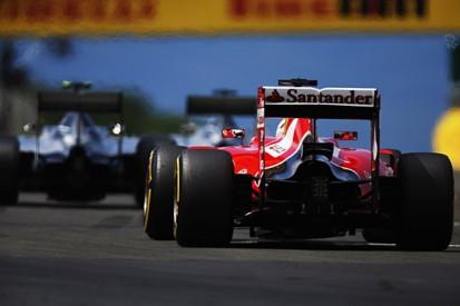 Sebastian Vettel doesn't 'get the point' of F1 start rule changes