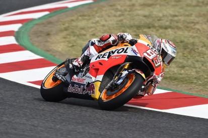 Barcelona MotoGP: Marc Marquez leads Cal Crutchlow in practice
