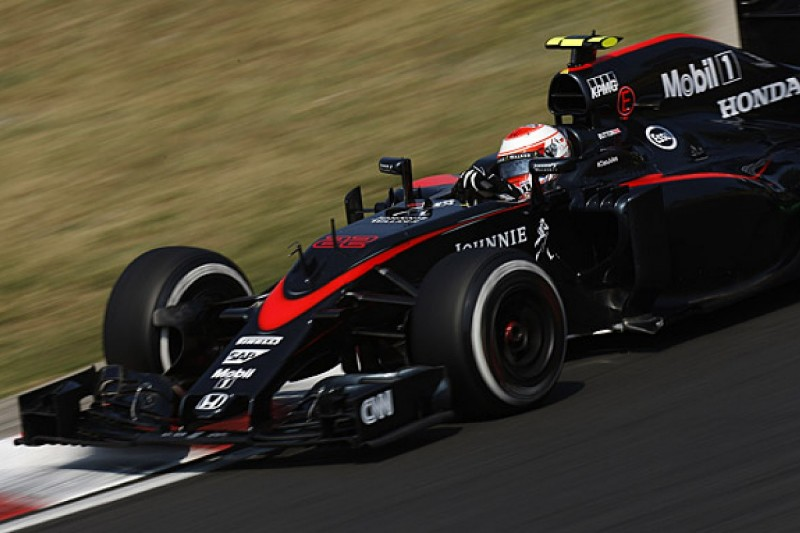 McLaren to make double engine changes on both F1 cars at Spa