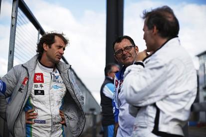 Trulli could revert to original Spark Formula E car amid problems