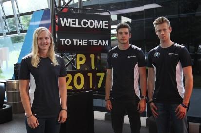 Former Red Bull protege Beitske Visser among new BMW juniors