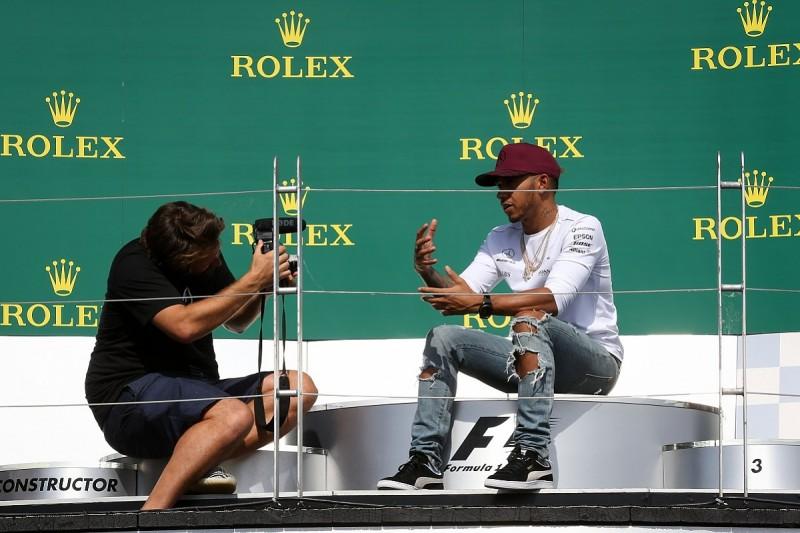 Lewis Hamilton pins Canadian GP hopes on 'unique' Mercedes parts