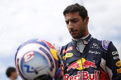 Daniel Ricciardo doesn't expect poor 2015 to hurt his F1 career