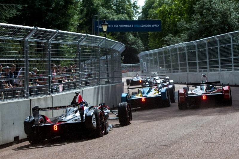 Formula E working to avoid London finale clashing with British GP