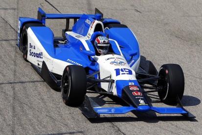 Tristan Vautier gets Dale Coyne Racing IndyCar ride at Texas