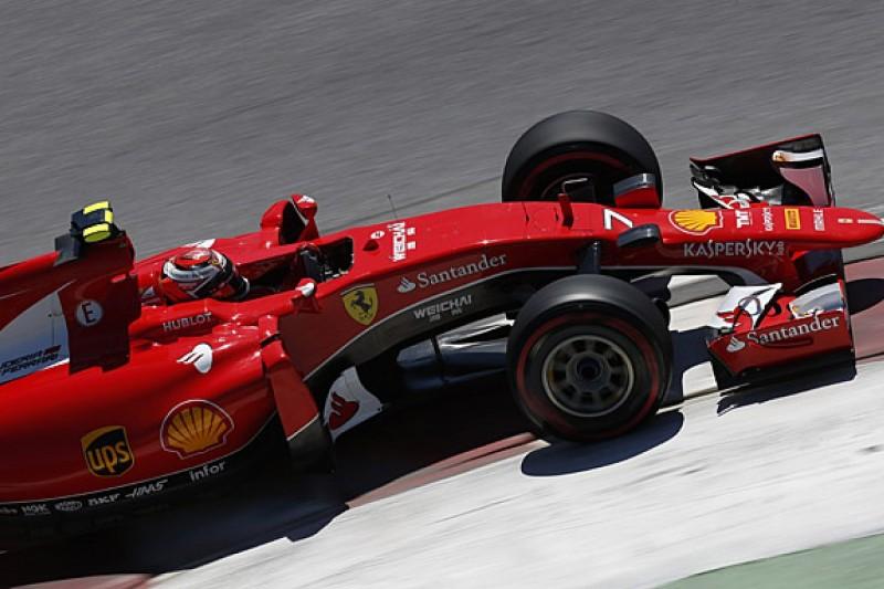 Ferrari re-signs Kimi Raikkonen for 2016 Formula 1 season