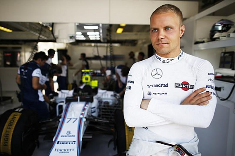 "Talks between Williams F1 team and Valtteri Bottas ""positive"""