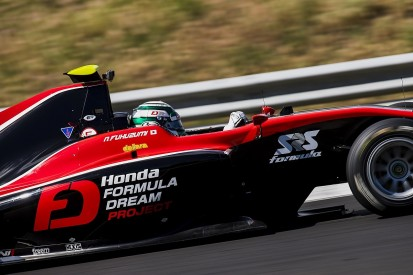 Hungaroring GP3 test: Honda F1 junior Fukuzumi leads ART top three