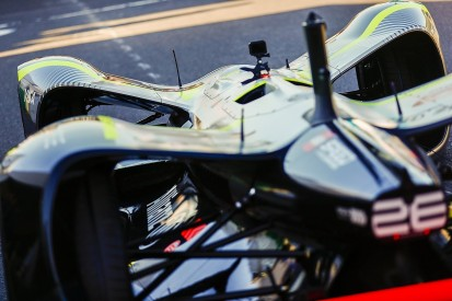 Roborace's plan for driverless 'races' begins with second car