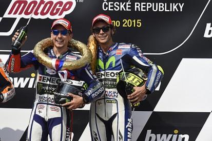 Jorge Lorenzo: MotoGP battle with Valentino Rossi starts from zero