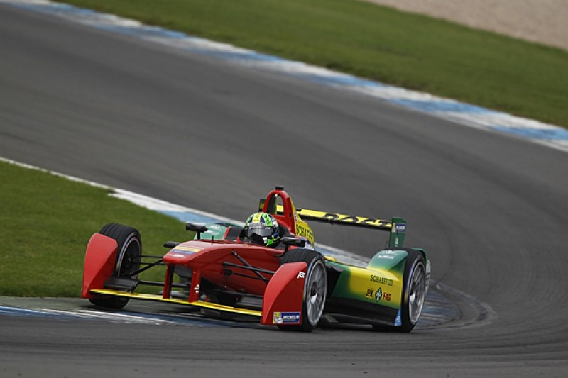 Donington Park Formula E testing: Lucas di Grassi keeps Abt on top