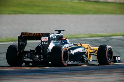 Robert Kubica says Renault F1 test 'shows what I have lost'