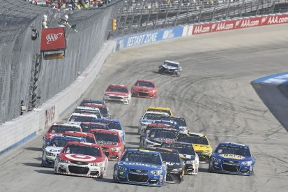 NASCAR Cup driver Larson vows to work on restarts after Dover loss