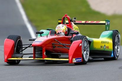 Daniel Abt breaks Formula E lap record in Donington Park test