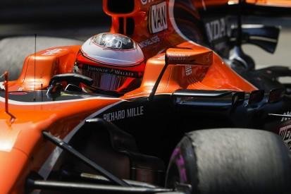 McLaren F1 team feels junior single-seater style hurt Vandoorne