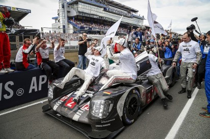Toyota's Davidson wants double WEC points for Le Mans scrapped