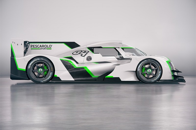 New Pescarolo-Chevrolet 04-LM prototype and race series announced