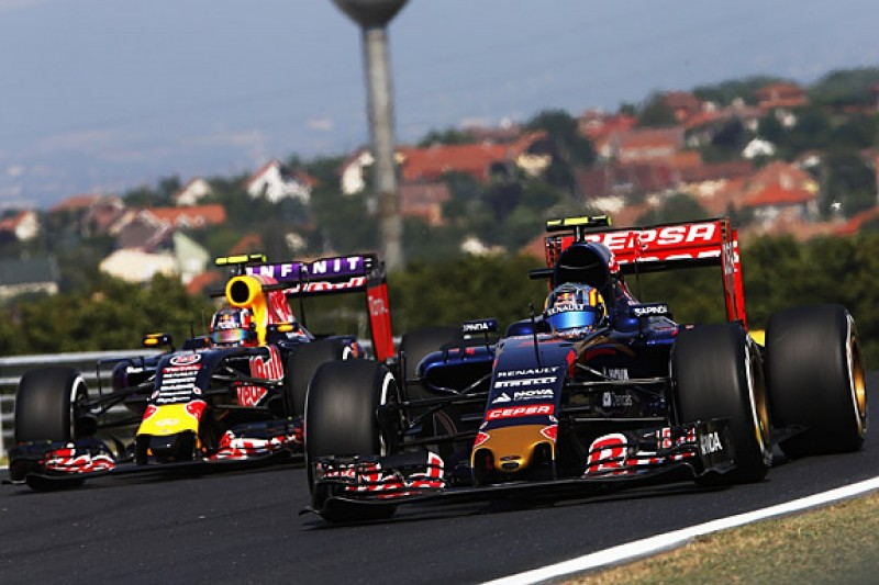 Renault capable of Ferrari-like step with F1 engine - Toro Rosso