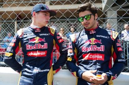 F1 rookies Verstappen and Sainz silencing critics, says Toro Rosso