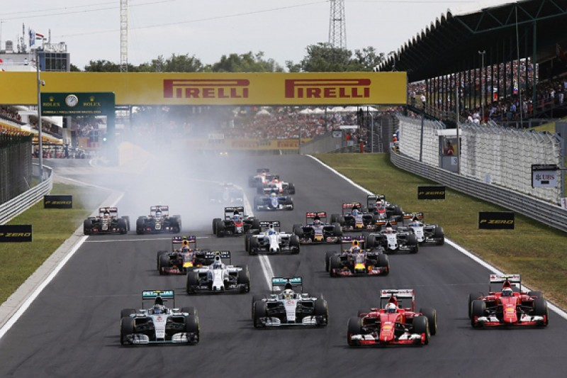 New F1 start rules could require tweaks, says Mercedes boss Wolff