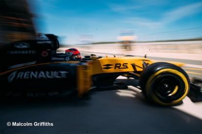 Robert Kubica tests Renault F1 car for first time since 2011 crash