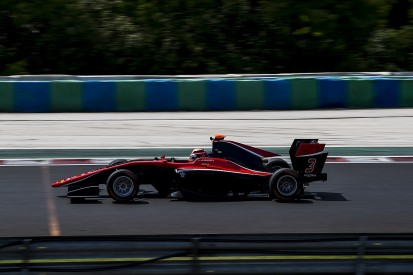 Mercedes F1 protege George Russell leads GP3 testing at Hungaroring