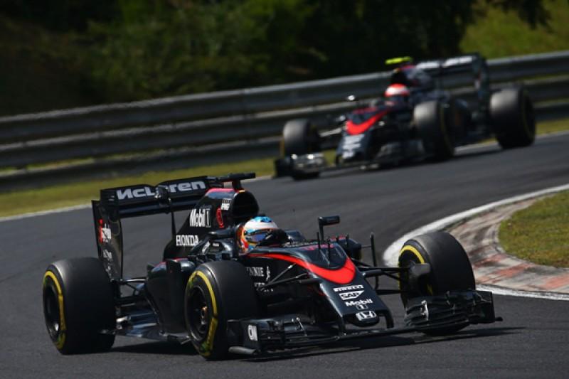 Honda aiming to match Ferrari with Formula 1 power unit update