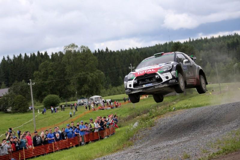 Volkswagen WRC chief defends under-fire Citroen driver Kris Meeke