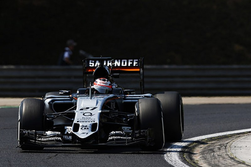 Force India to introduce more new B-spec parts for Singapore F1 GP