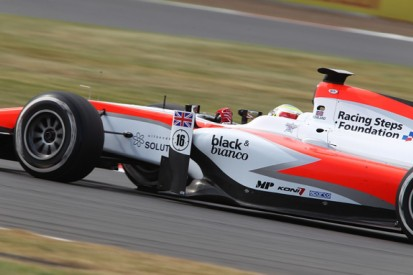 FR3.5 leader Oliver Rowland returns to GP2 for Spa round
