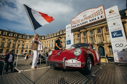 Rallye des Princesses decided by lead change on last of five days