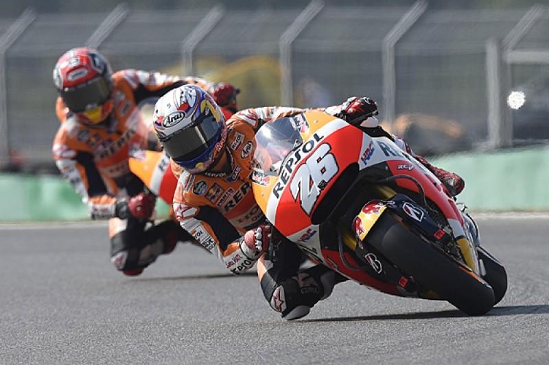 MotoGP: Dani Pedrosa to evaluate injured ankle on Saturday morning