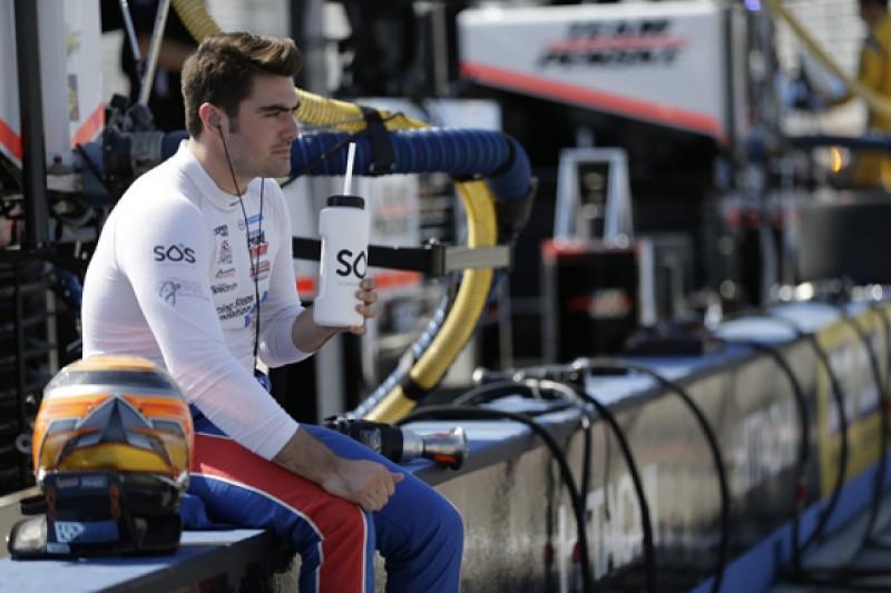 Harvey leads Piquet as Lights drivers complete Sonoma IndyCar test