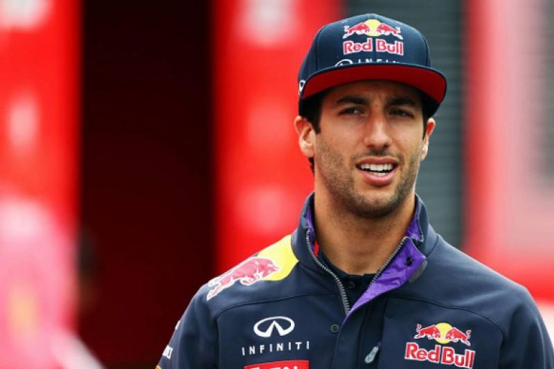 Daniel Ricciardo had to adjust after not getting 2015 F1 title shot